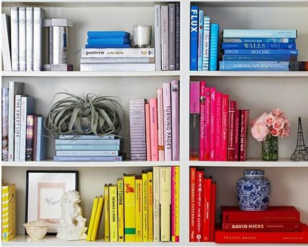 Gợi ý làm đẹp nhà bằng sách báo cũ vô cùng độc đáo