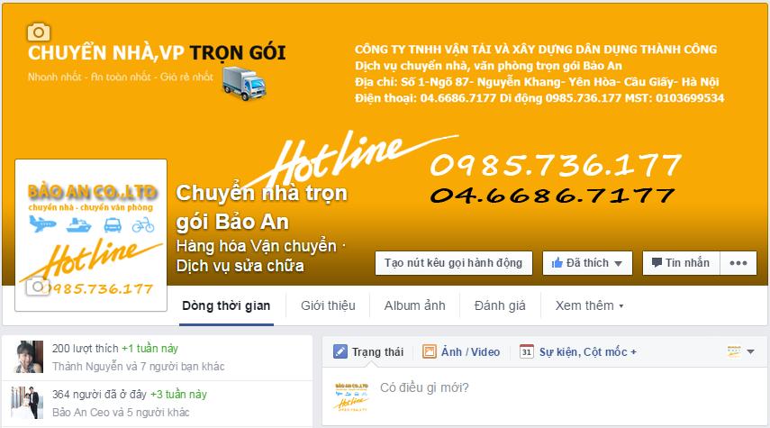 Lựa chọn dịch vụ chuyển nhà trọn gói giá rẻ tốt nhất tại Hà Nội