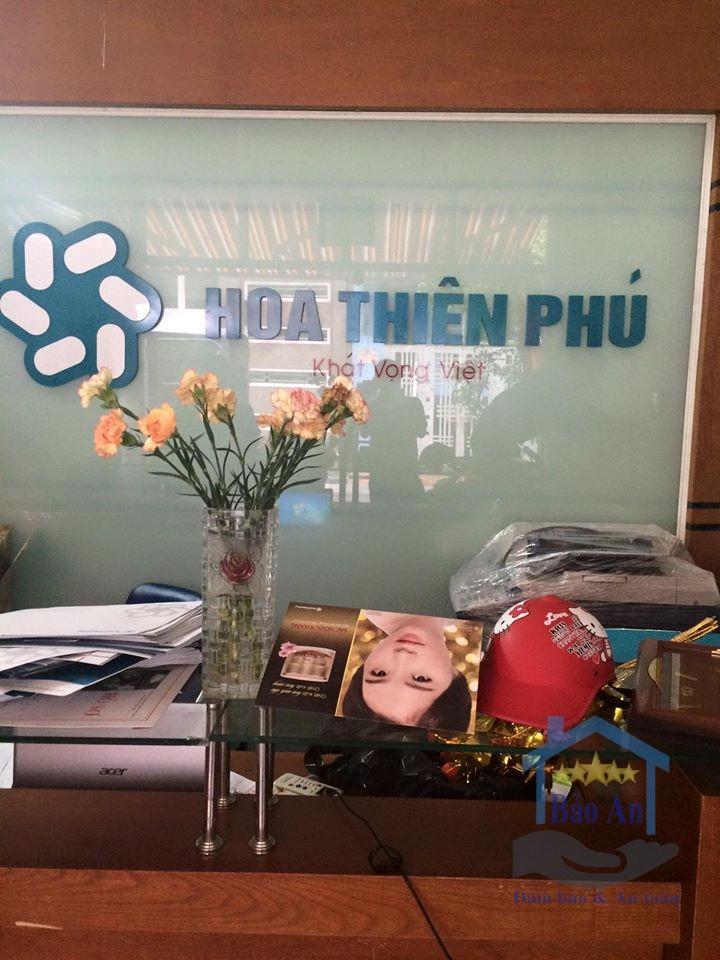 Hình ảnh chuyển văn phòng dược phẩm Hoa Thiên Phú