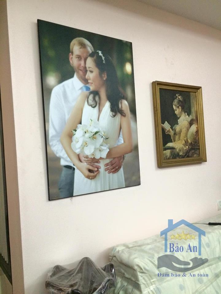 Hình ảnh chuyển nhà hoa hậu Ngô Phương Lan