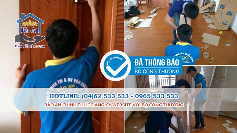 bao an chinh thuc dang ky website voi bo cong thuong
