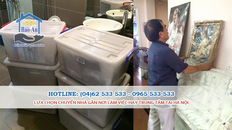 Lựa chọn chuyển nhà gần nơi làm việc hay trung tâm tại Hà Nội