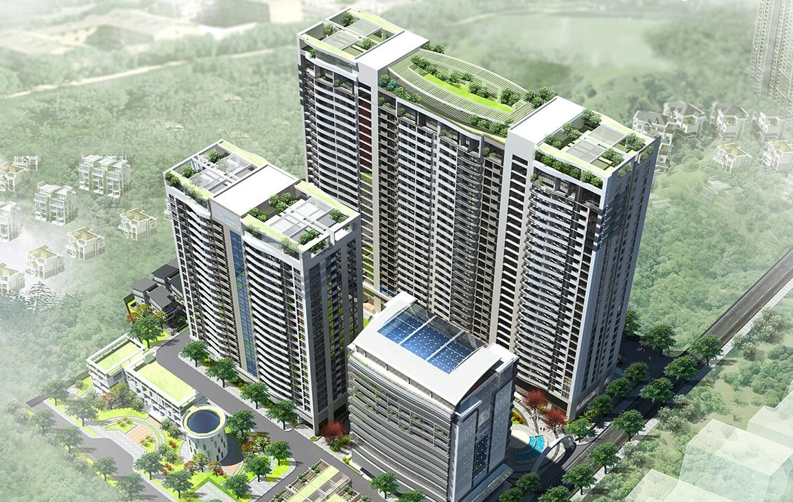 Dịch vụ chuyển nhà trọn gói tại chung Cư Tràng An Complex, Hà Nội