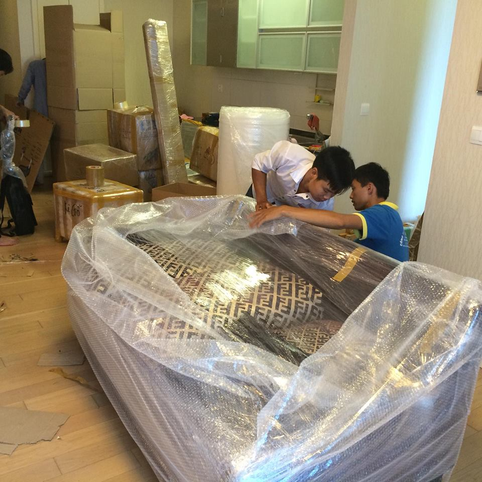 Hướng dẫn bọc lót ghế sofa khi chuyển nhà