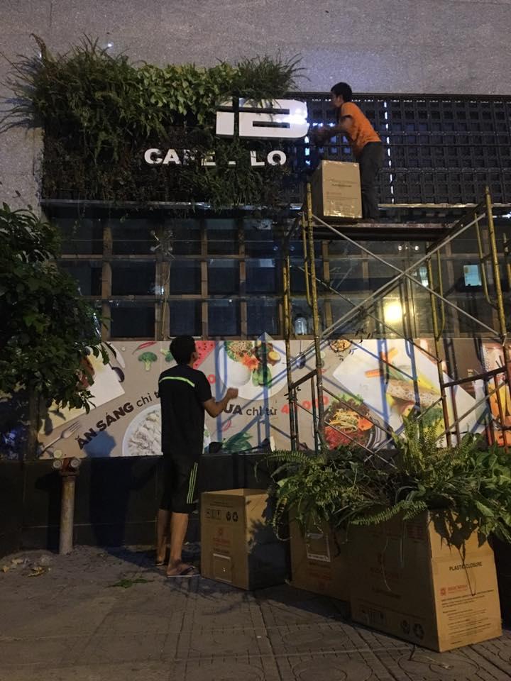 Hình ảnh chuyển quán Caffe IBOX-LIVE MUSIC