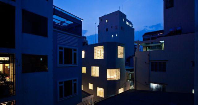 Ngôi nhà có nhiều cửa sổ độc đáo nhất Sài Gòn